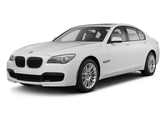 2012 BMW 7 Series 750LI XDRIVE 4dr Car Slide 0