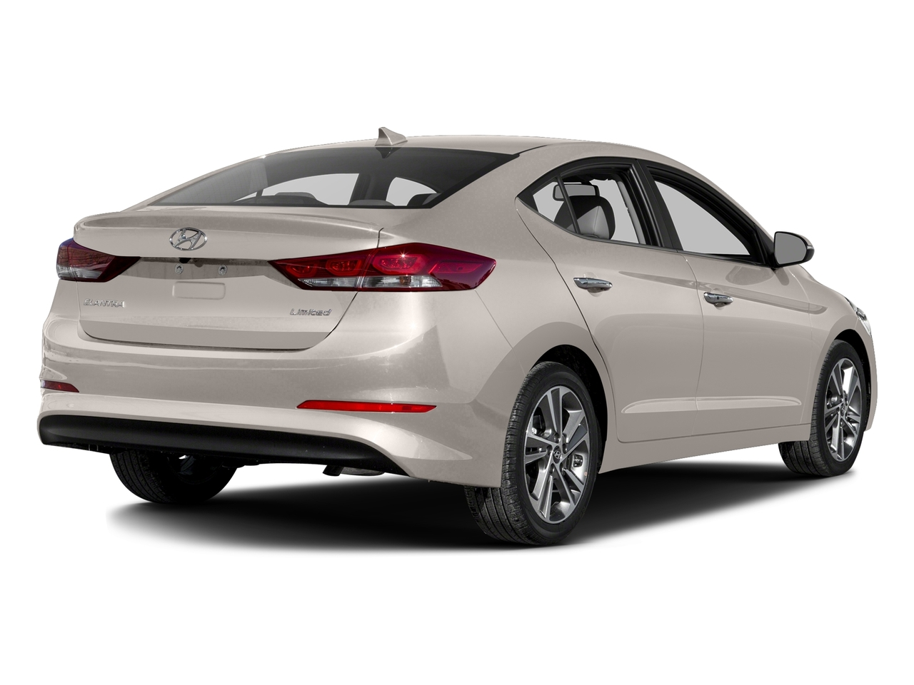 2017 Hyundai Elantra LIMITED 4dr Car Slide