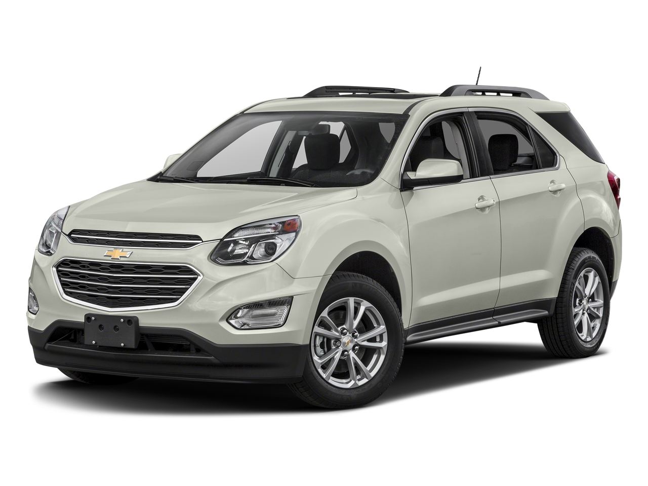 Pearl White 2017 Chevrolet Equinox LT SUV Wake Forest NC