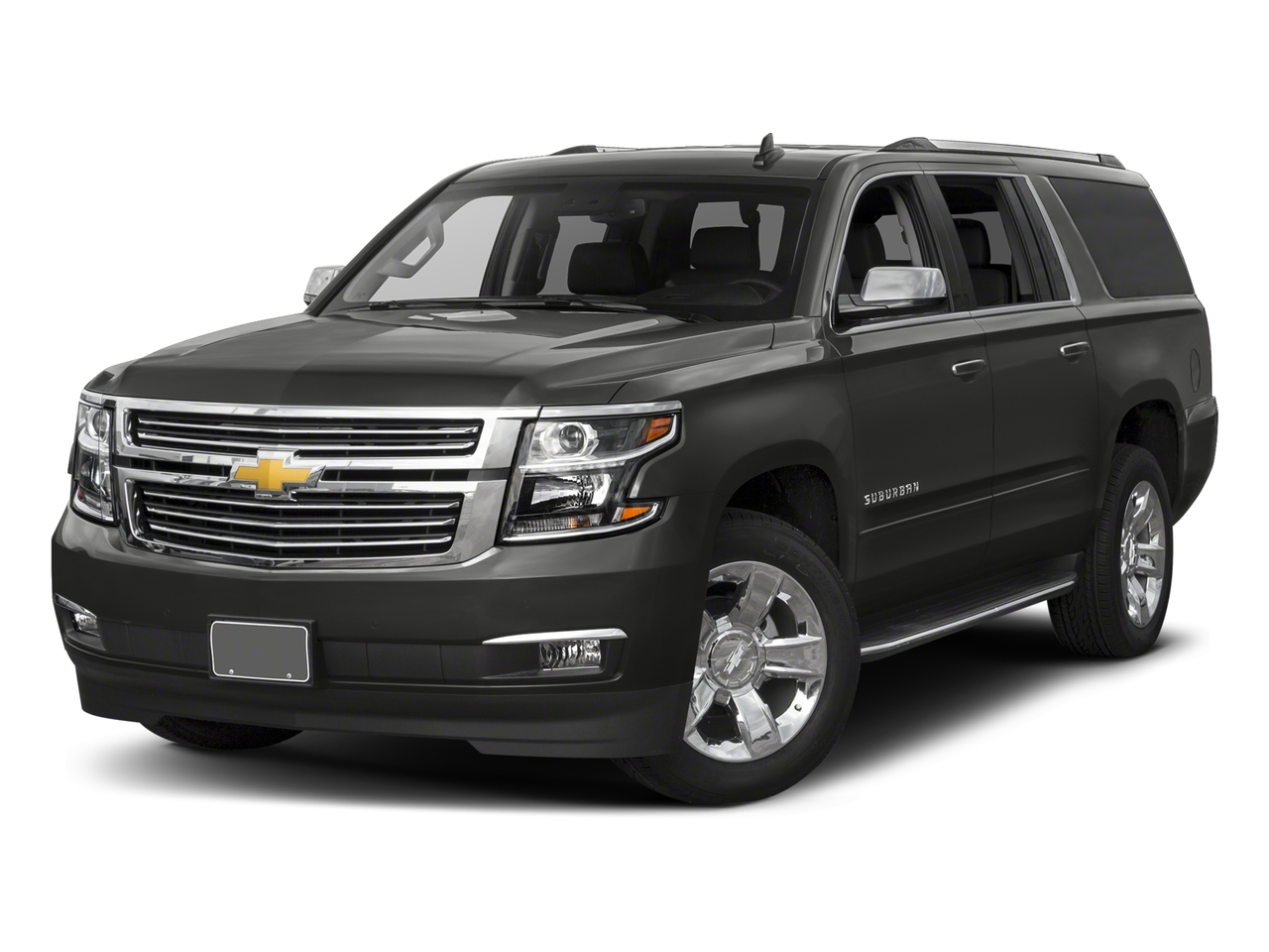 Tungsten Metallic 2017 Chevrolet Suburban PREMIER SUV Lexington NC
