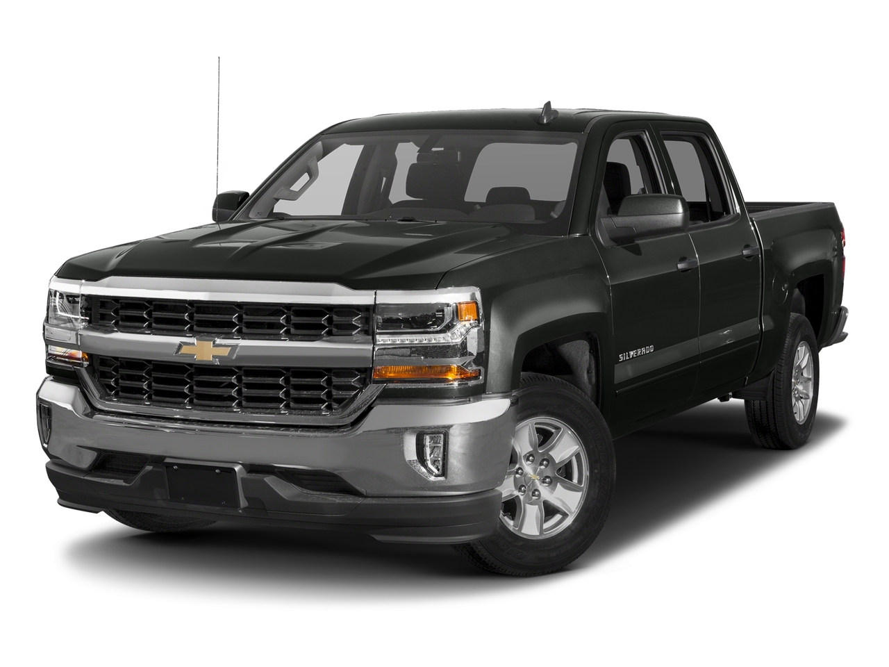 Red 2017 Chevrolet Silverado 1500 LT Crew Cab Pickup Wake Forest NC