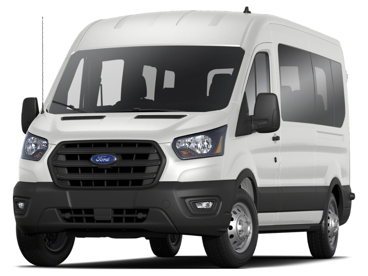 Oxford White 2020 Ford Transit-350 XL Van Hialeah FL