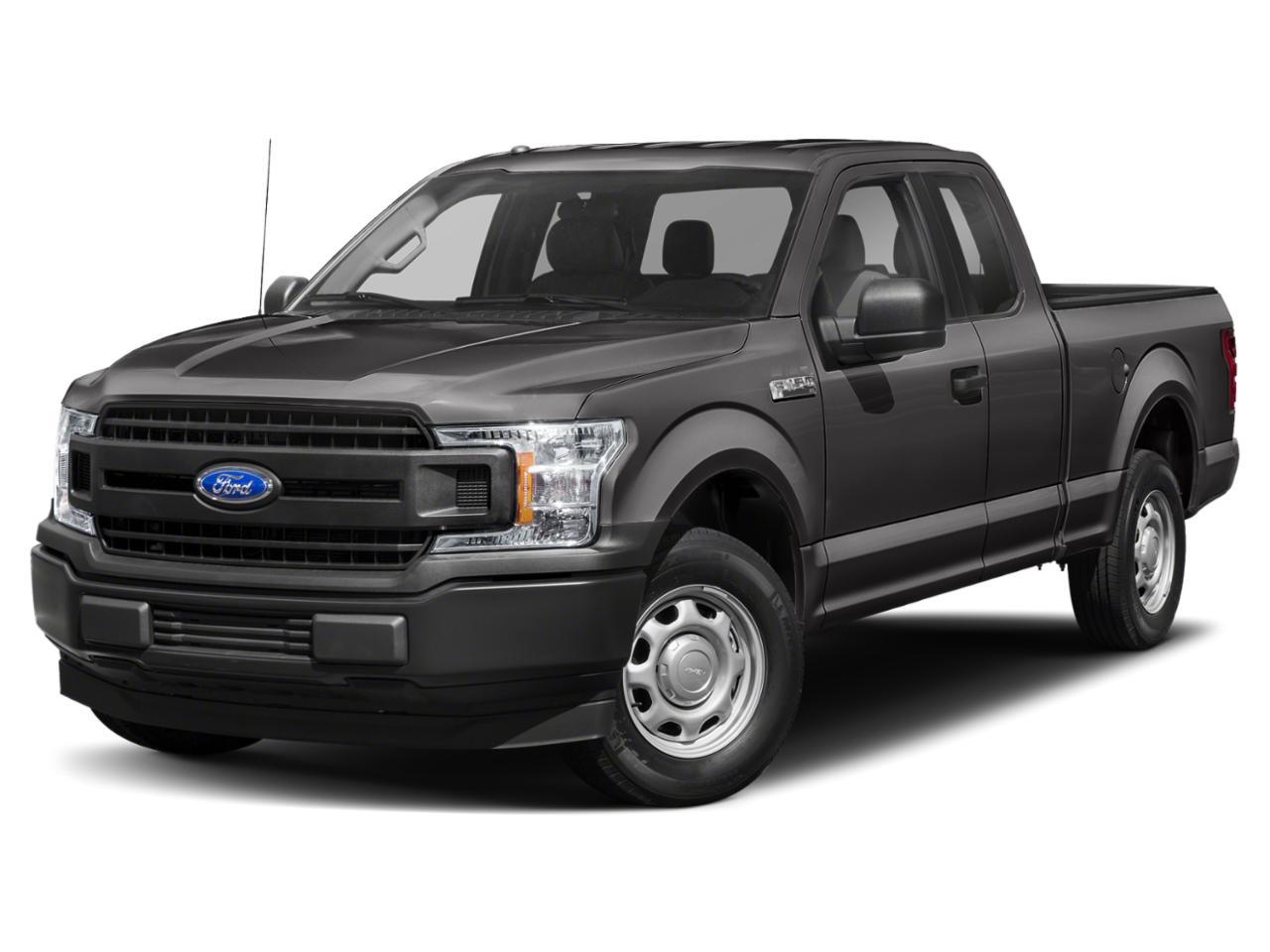 2020 Ford F-150 XL Super Cab Slide