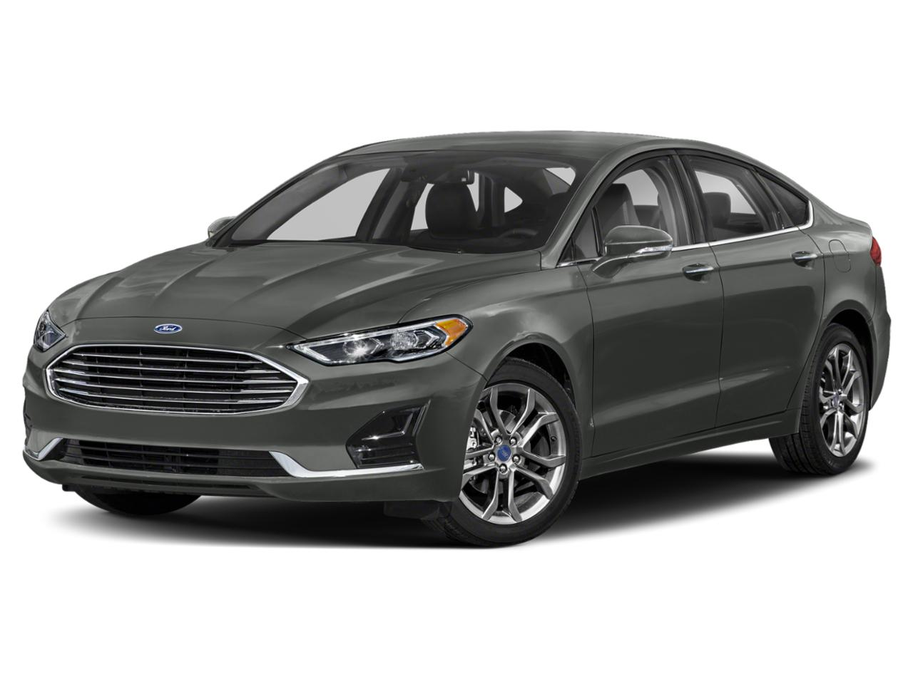 2020 Ford Fusion SEL 4dr Car Slide