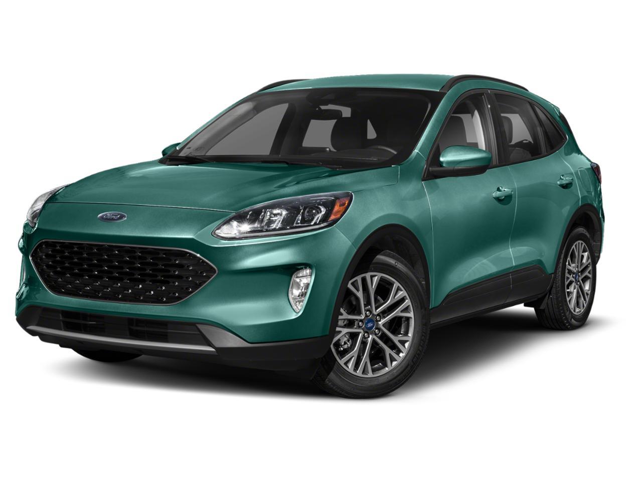 Dark Persian Green Metallic 2020 Ford Escape SEL SUV Hialeah FL