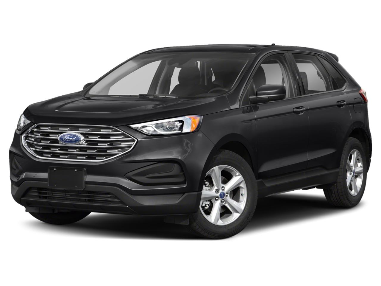 Black 2020 Ford Edge SE SUV Hialeah FL