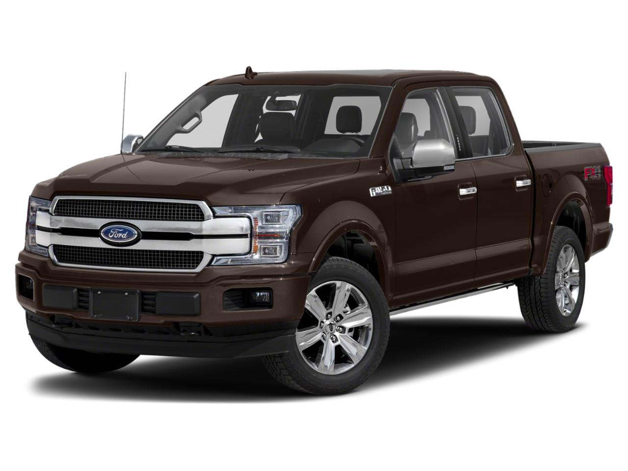 2020 Ford F-150 PLATINUM 4D SuperCrew Slide