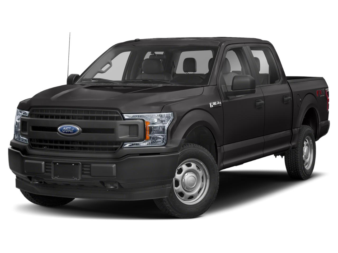 2020 Ford F-150 XL 4D SuperCrew Slide