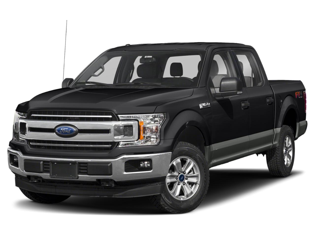 2020 Ford F-150 XLT 4D SuperCrew Slide