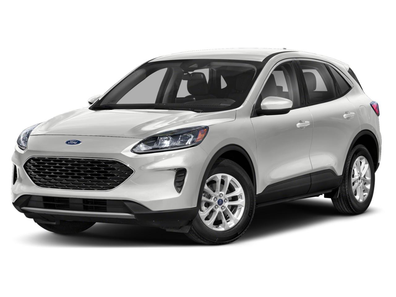 Oxford White 2020 Ford Escape S SUV Winston-Salem NC