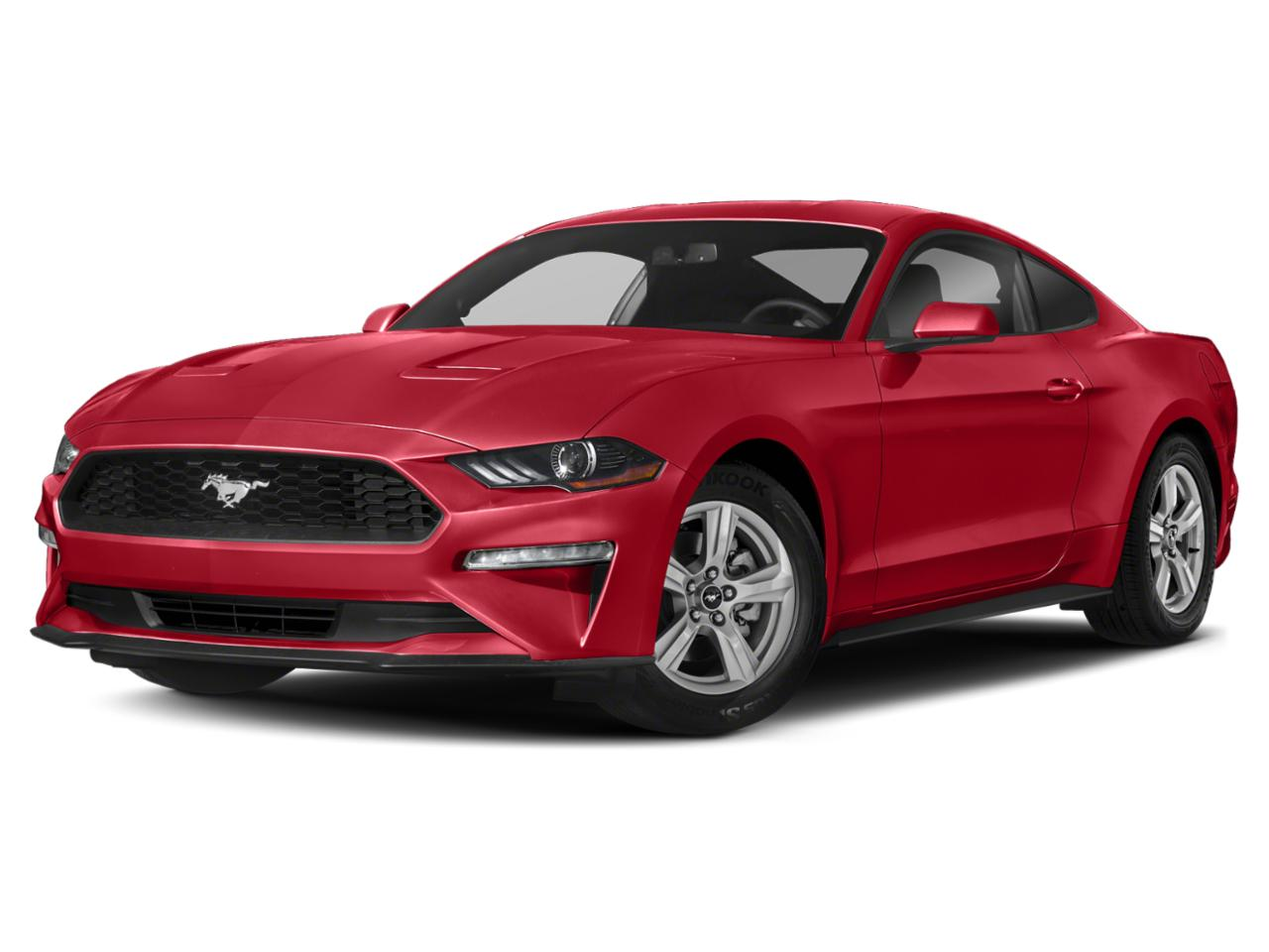 Race Red 2020 Ford Mustang GT 2D Coupe Raleigh NC