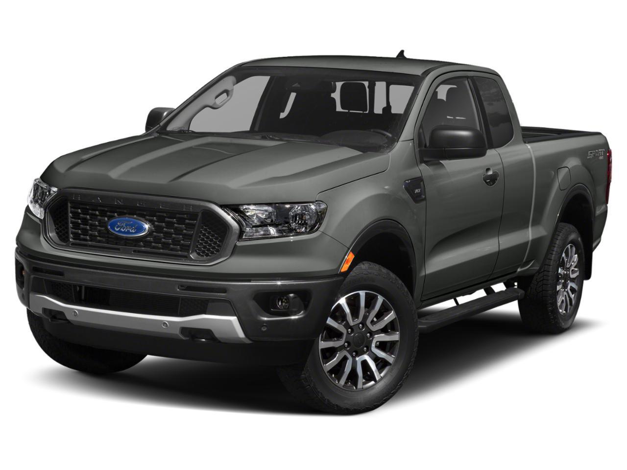 2020 Ford Ranger XLT Extended Cab Pickup Slide
