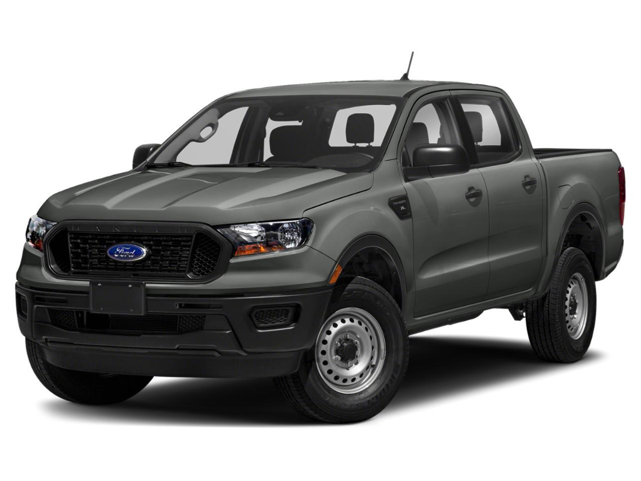 2020 Ford Ranger XL Crew Cab Pickup Slide
