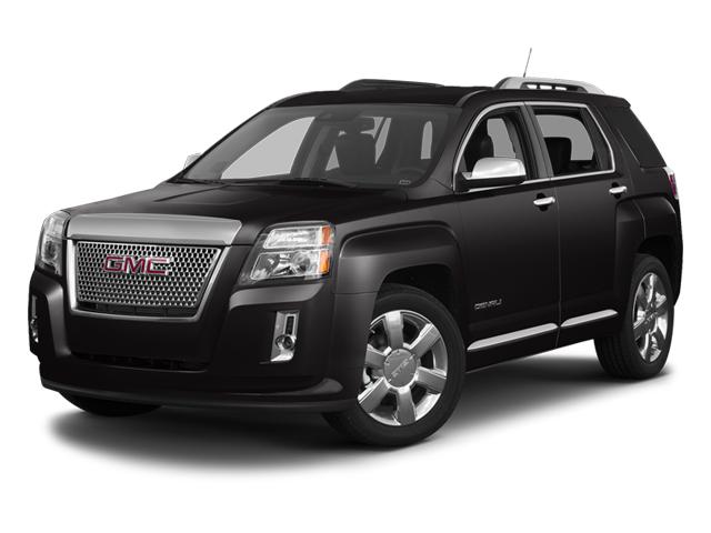Carbon Black Metallic 2014 GMC Terrain DENALI SUV Lexington NC