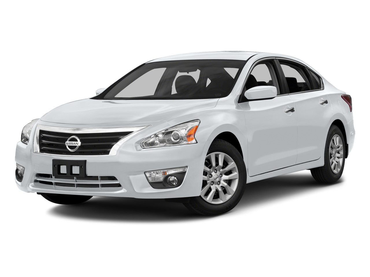 White 2015 Nissan Altima 2.5 S 4dr Car Neptune NJ