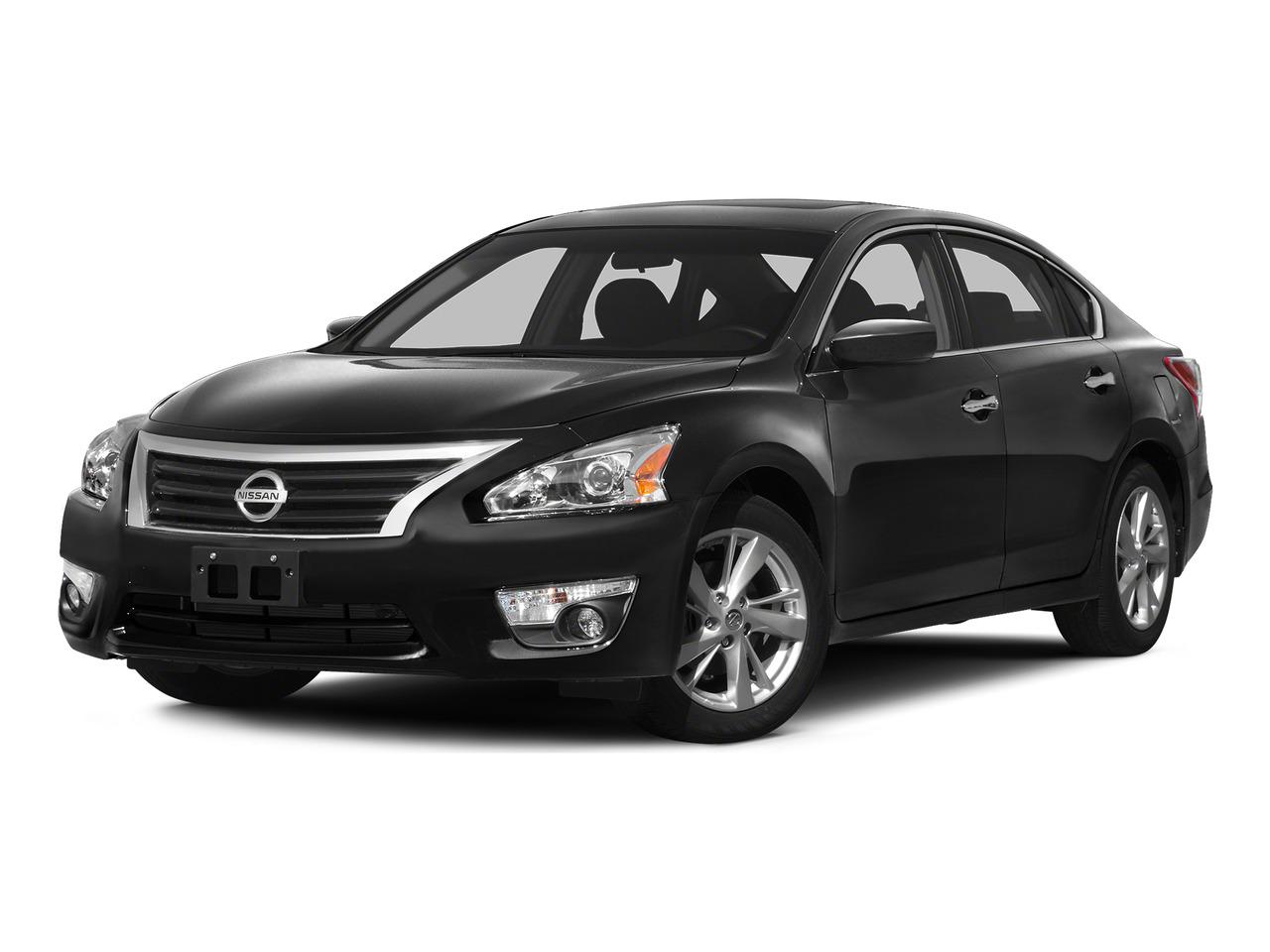 2015 Nissan Altima 2.5 SV 4dr Car Slide