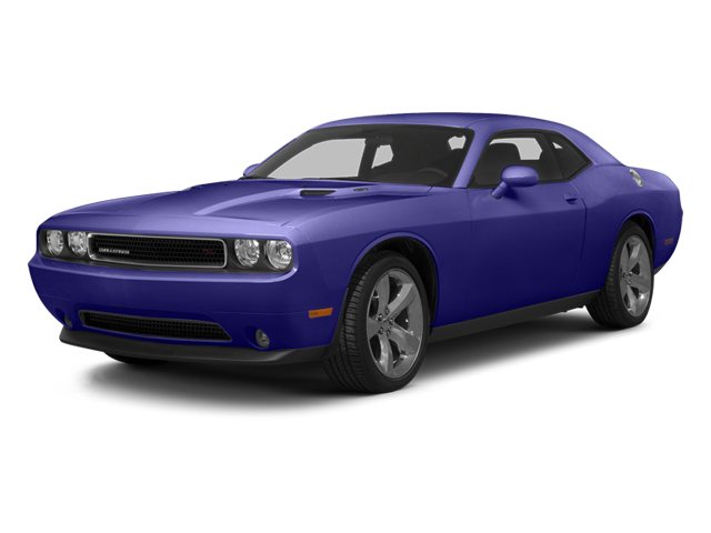 Plum Crazy Pearl 2013 Dodge Challenger R/T 2D Coupe Raleigh NC