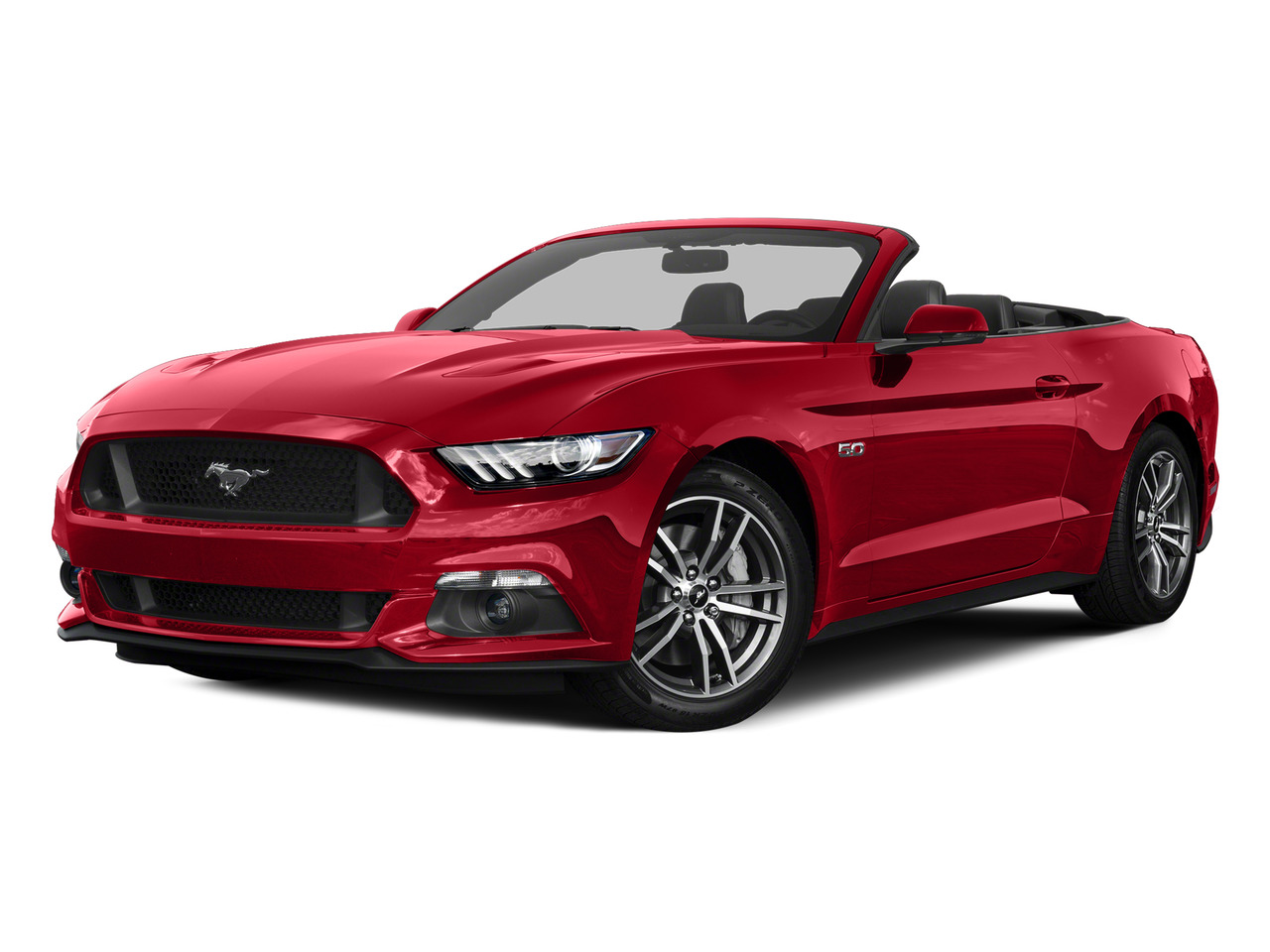 Race Red 2015 Ford Mustang GT PREMIUM Convertible Raleigh NC