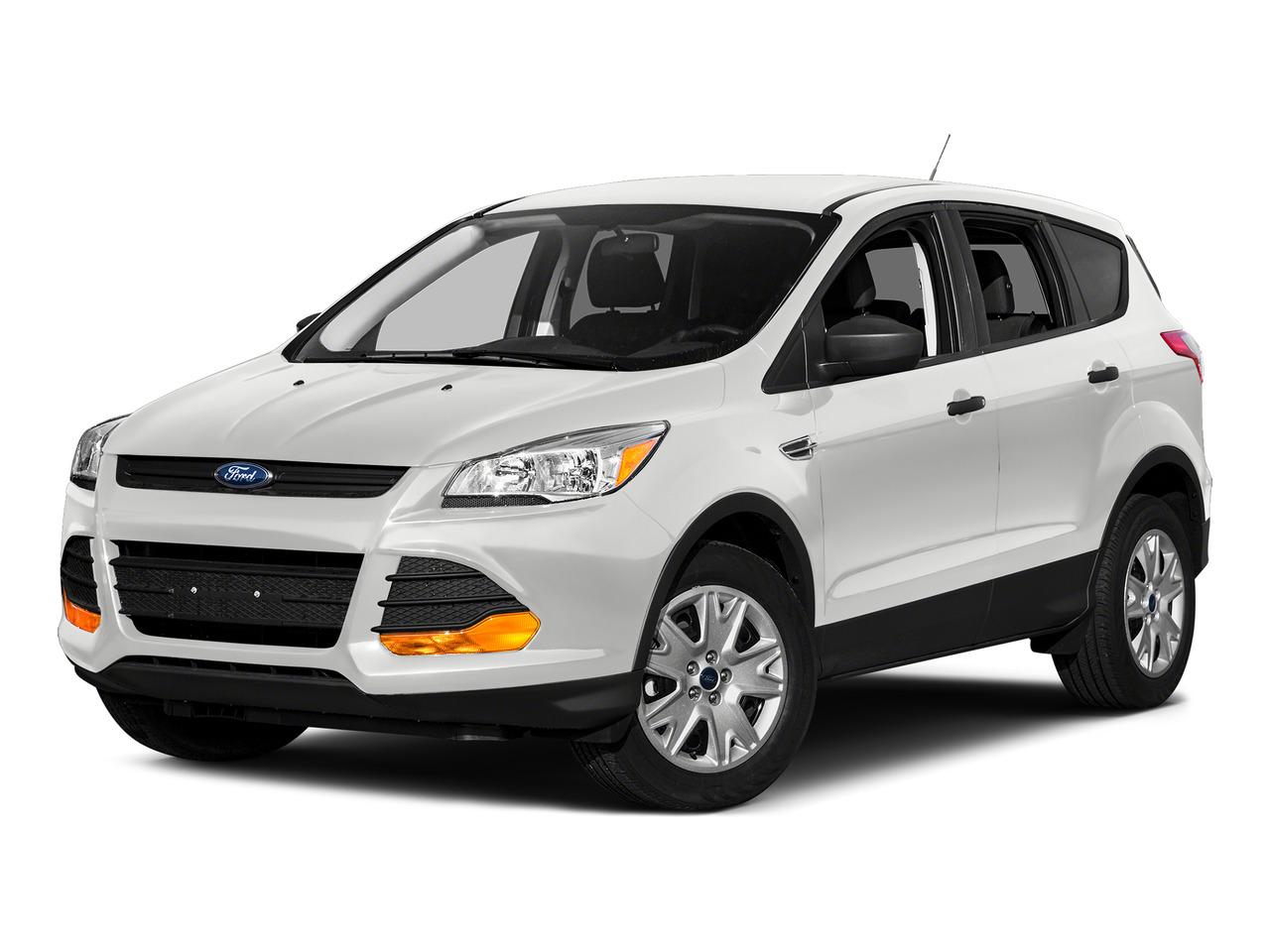 White 2015 Ford Escape TITANIUM SUV Mooresville NC