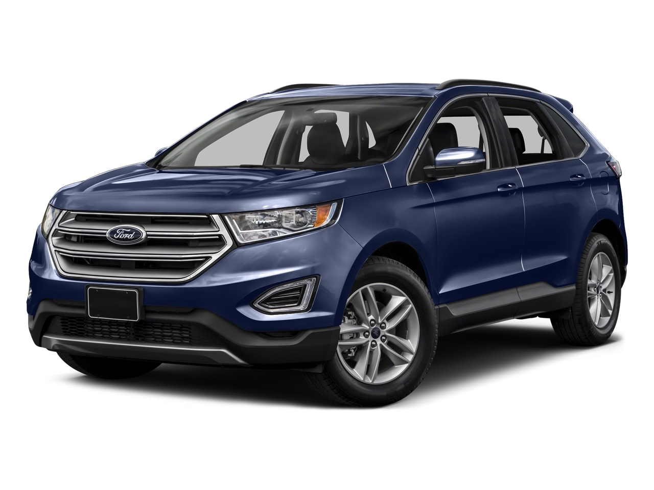 Magnetic Metallic 2015 Ford Edge TITANIUM SUV Winston-Salem NC