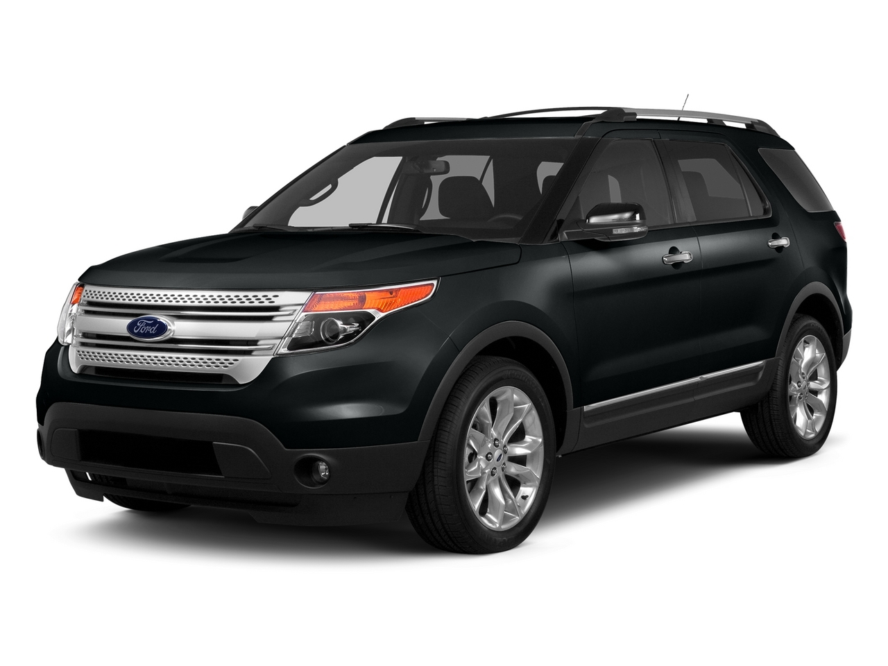 Ruby Red Metallic Tinted Clearcoat 2015 Ford Explorer XLT SUV Winston-Salem NC
