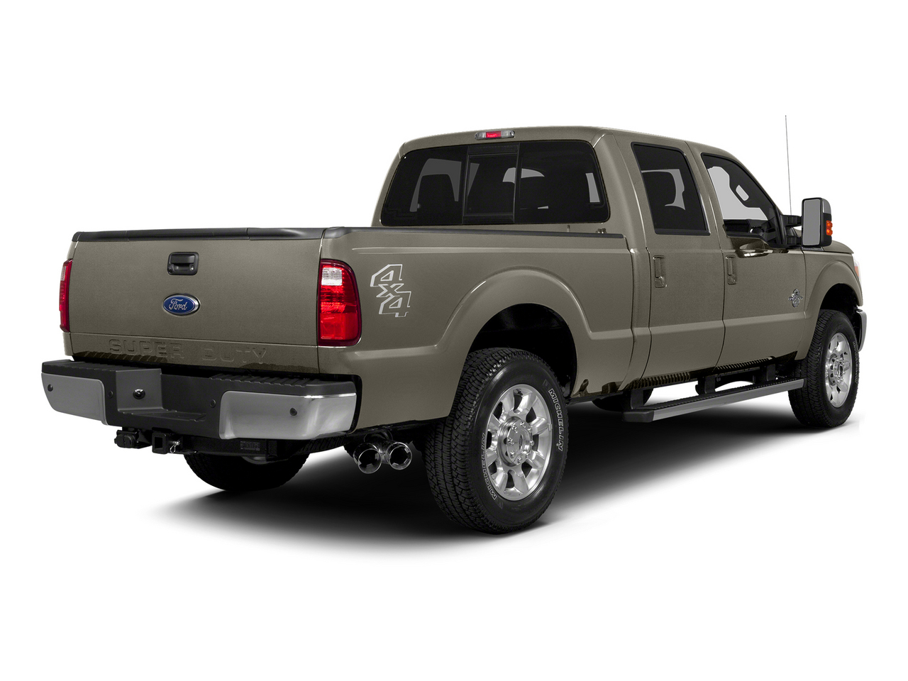2015 Ford F-250SD XLT Crew Cab Pickup Slide