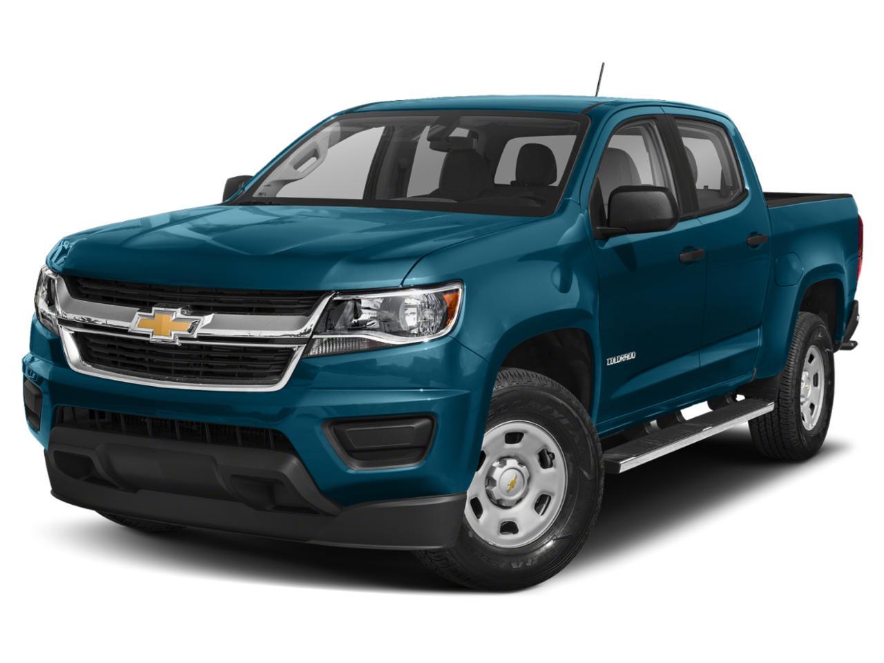 2020 Chevrolet Colorado WORK TRUCK Crew Cab Pickup Slide