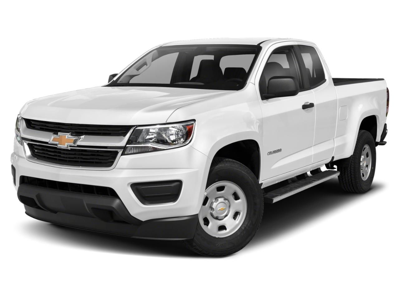 2020 Chevrolet Colorado WORK TRUCK Crew Cab Pickup Slide 0