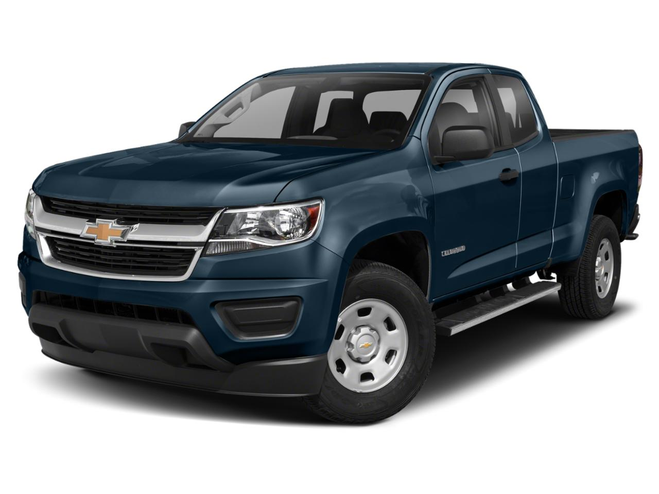 2020 Chevrolet Colorado WORK TRUCK Extended Cab Pickup Slide