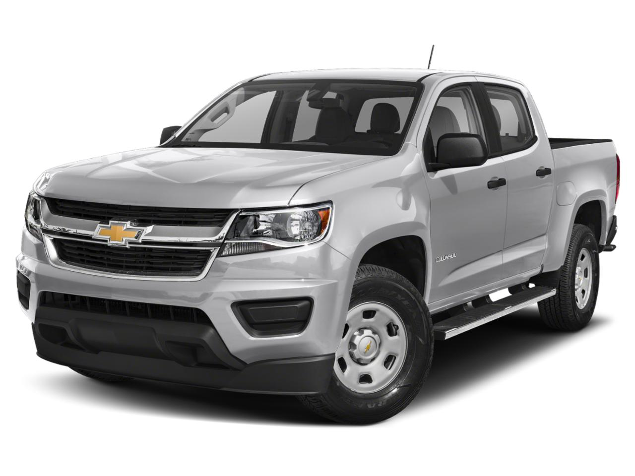 2020 Chevrolet Colorado WORK TRUCK Crew Cab Pickup Slide 0