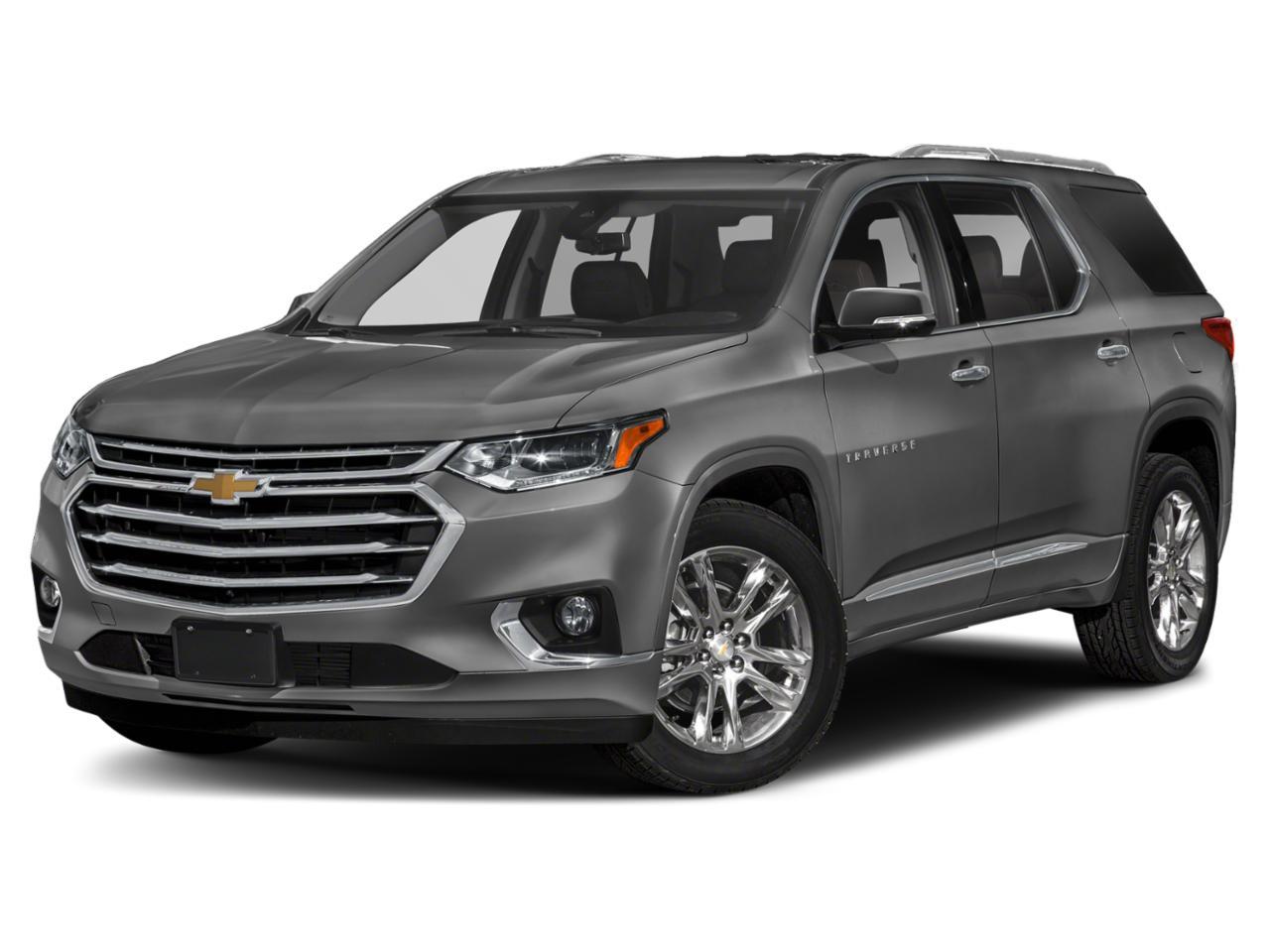 Steel Metallic 2020 Chevrolet Traverse LT SUV Wake Forest NC