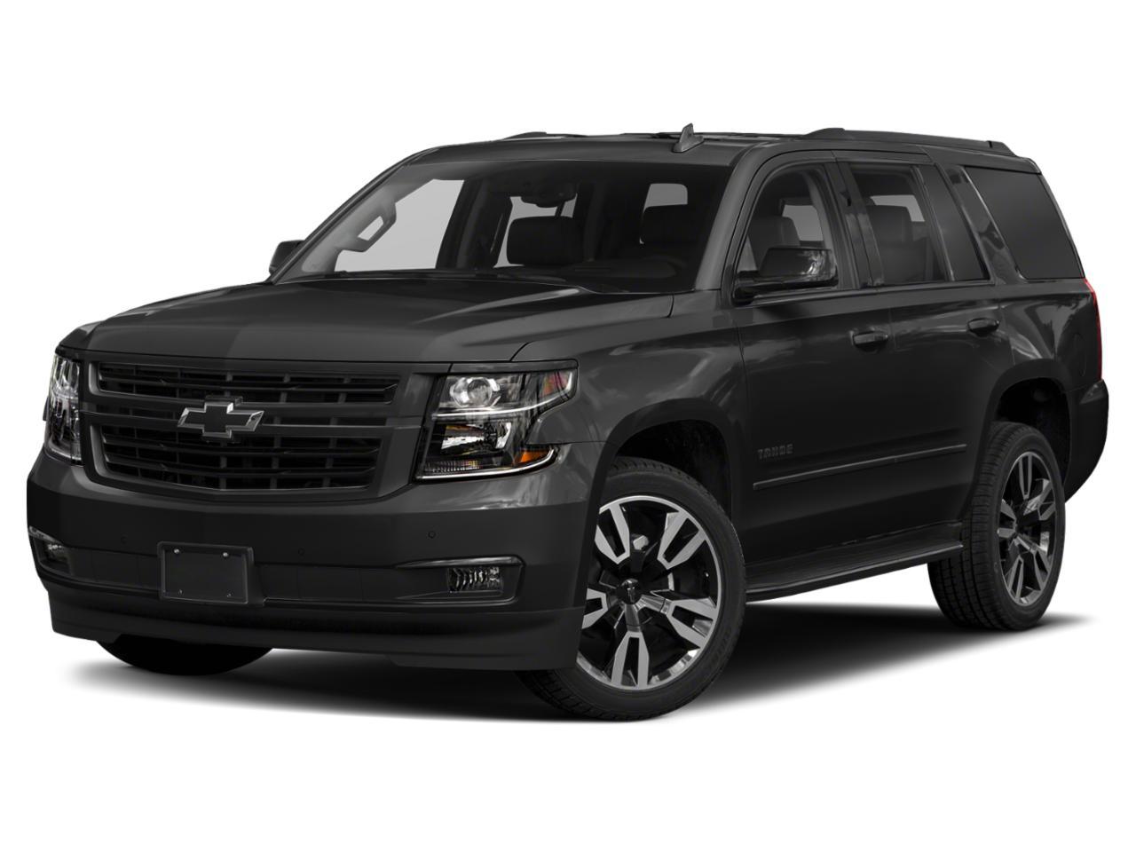 Black 2020 Chevrolet Tahoe PREMIER SUV Wake Forest NC