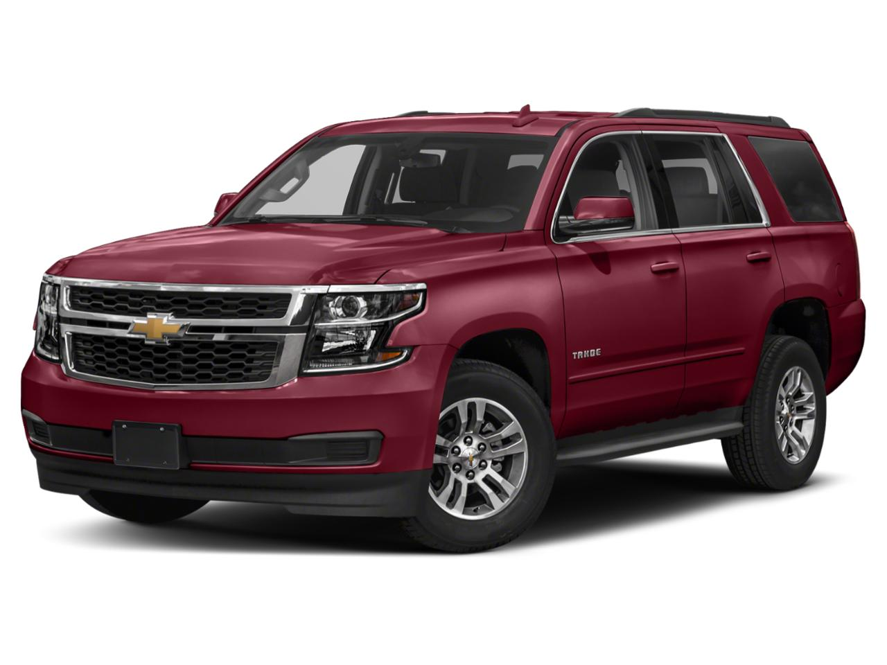 Red Tintcoat 2020 Chevrolet Tahoe LT SUV Wake Forest NC