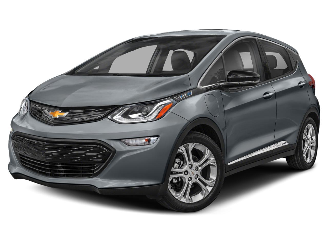 Gray Metallic 2020 Chevrolet Bolt EV PREMIER Station Wagon Lexington NC