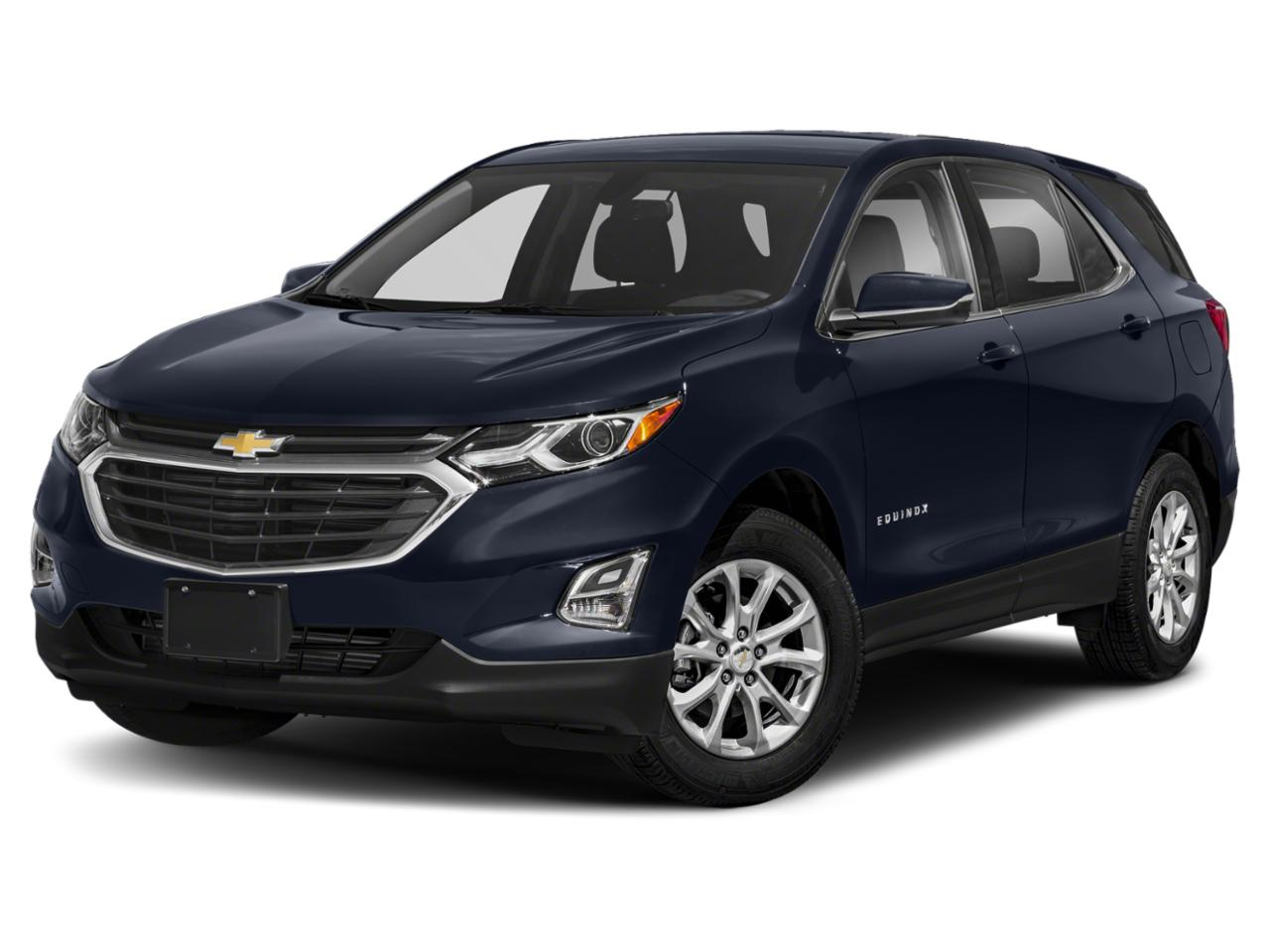 Midnight Blue Metallic 2020 Chevrolet Equinox LT SUV Wake Forest NC