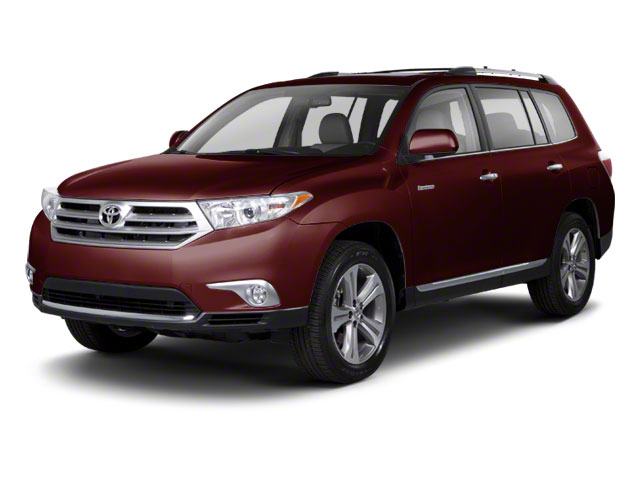 2013 Toyota Highlander LIMITED SUV Merriam KS