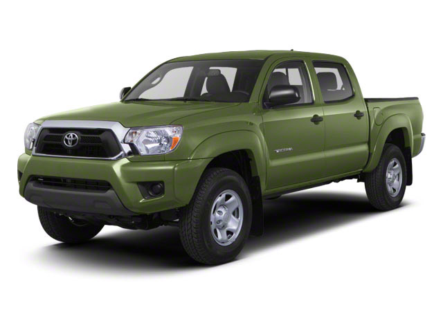 2013 Toyota Tacoma 4WD DOUBLE CAB V6 AT Wilmington NC