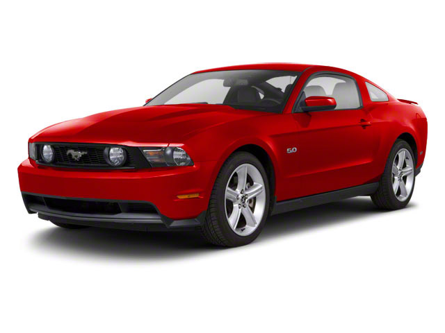 2010 Ford Mustang V6 PREMIUM 2dr Car Slide