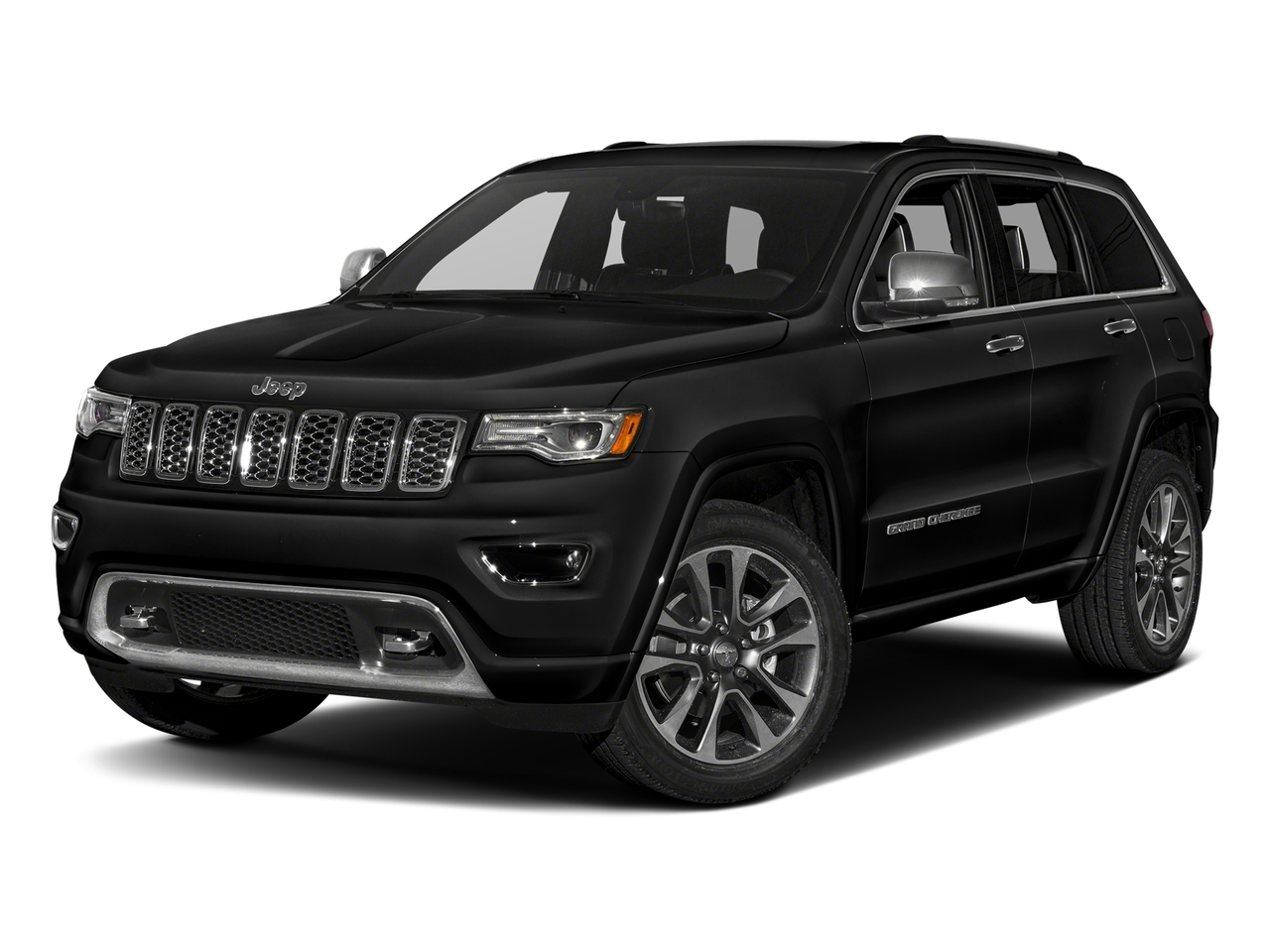 2017 Jeep Grand Cherokee OVERLAND 4D Sport Utility Lexington NC