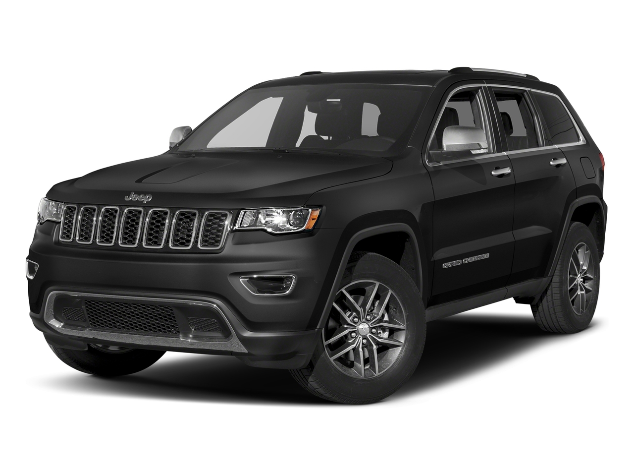 2017 Jeep Grand Cherokee LIMITED Sport Utility Slide