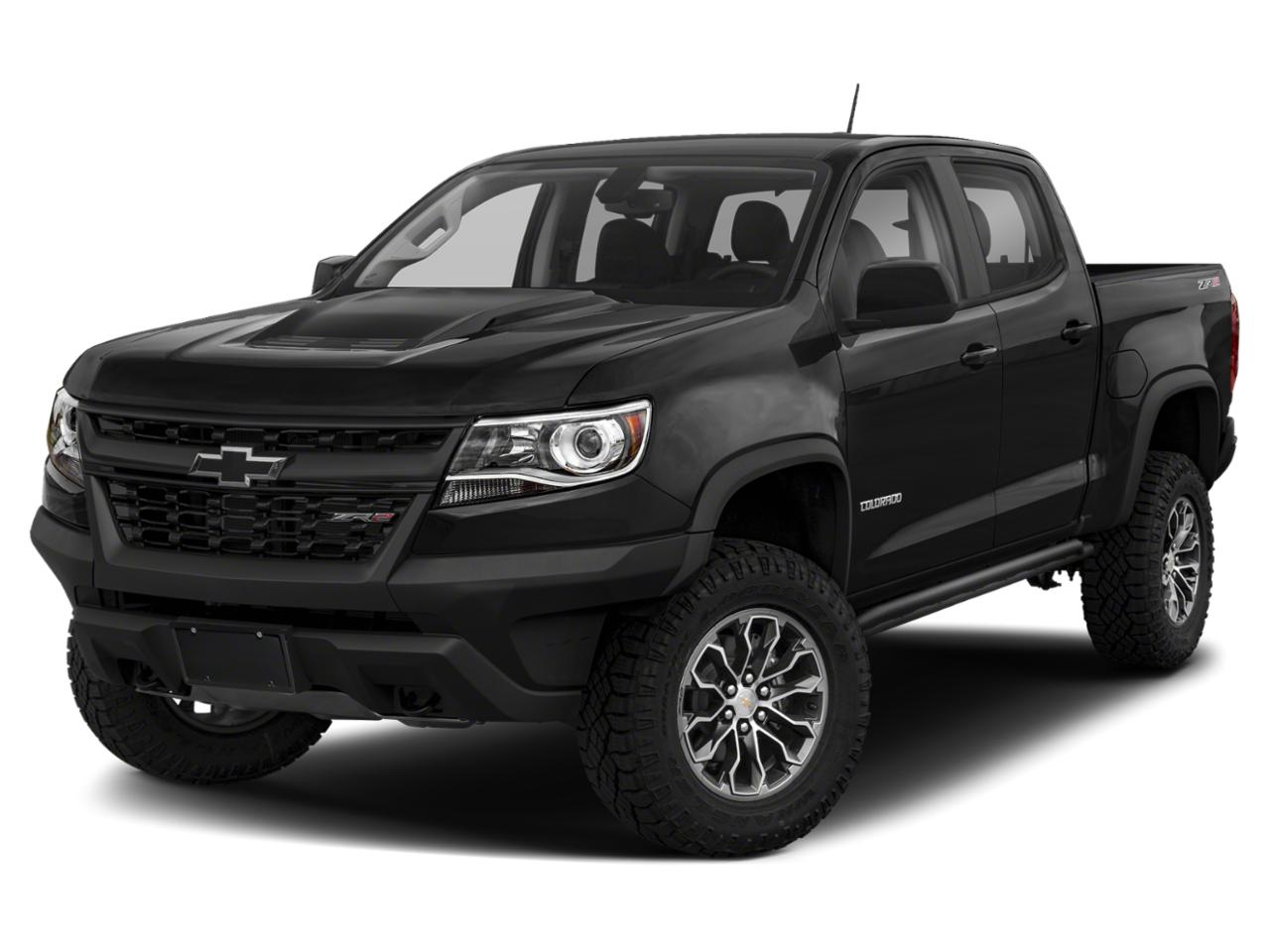 Black 2018 Chevrolet Colorado ZR2 Crew Cab Pickup Wake Forest NC