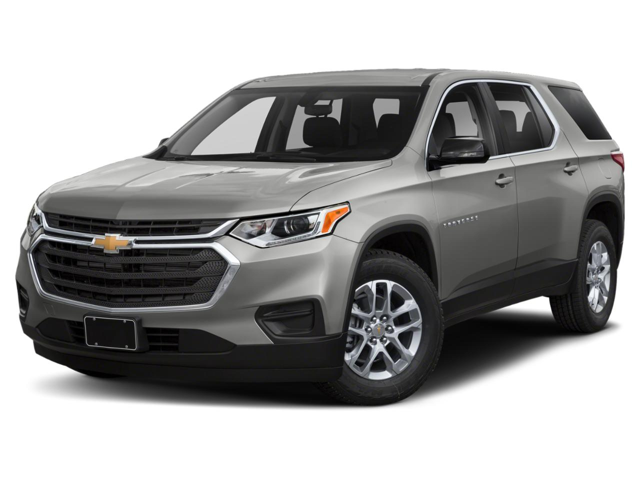 Silver Ice Metallic 2018 Chevrolet Traverse PREMIER SUV Wake Forest NC
