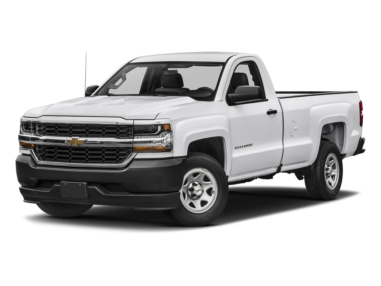 2018 Chevrolet Silverado 1500 WT Regular Cab Pickup Slide