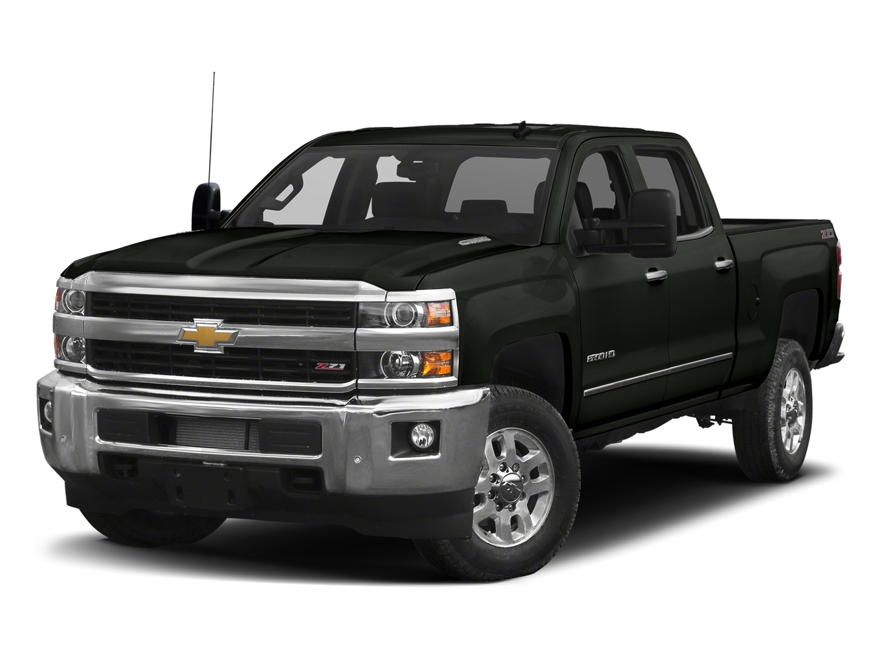 Graphite Metallic 2018 Chevrolet Silverado 2500HD LTZ Crew Cab Pickup Wake Forest NC