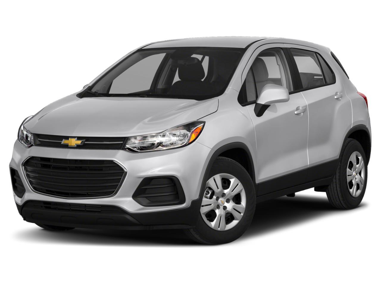 2018 Chevrolet Trax LS SUV Slide