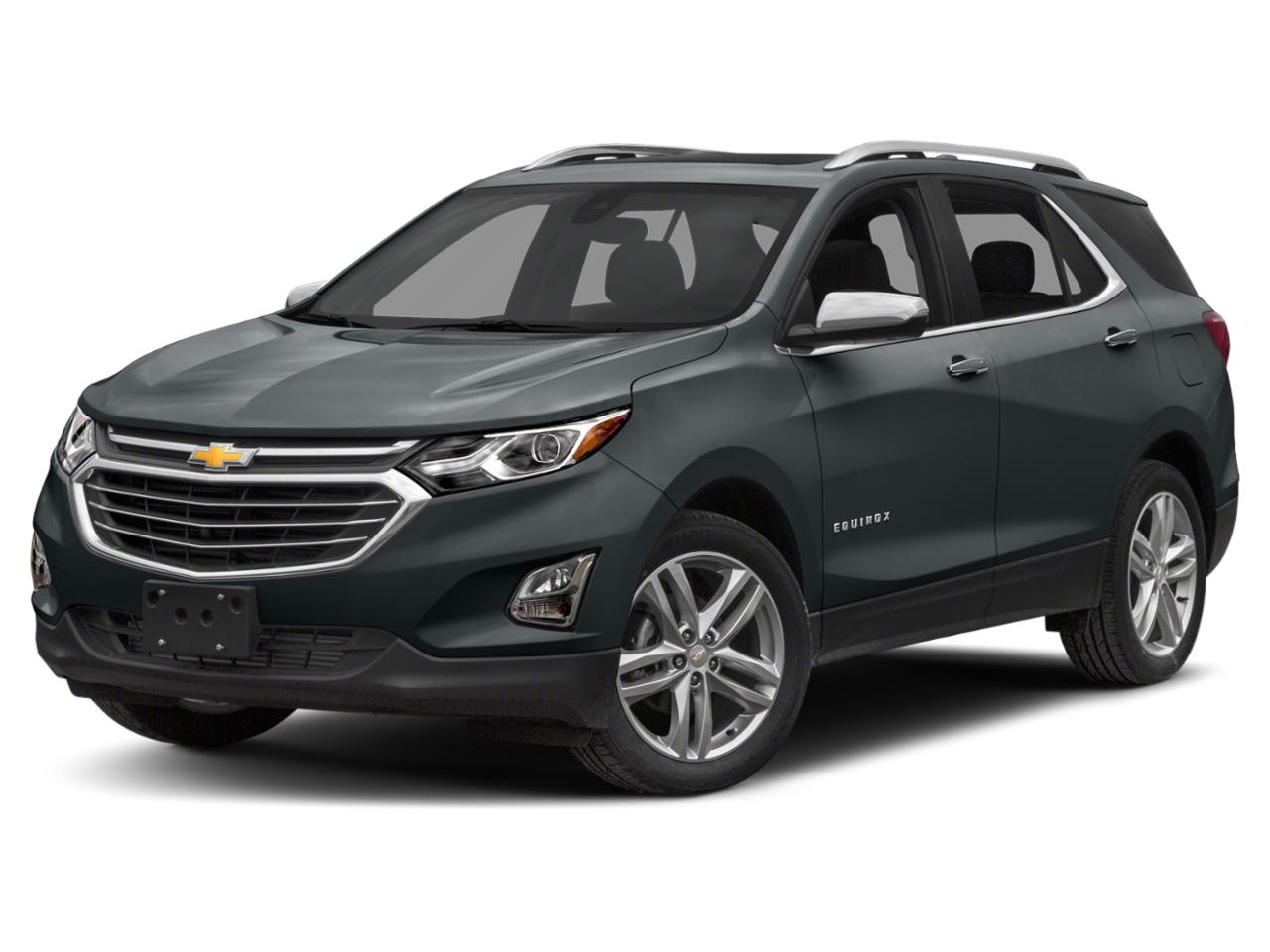 Nightfall Gray Metallic 2018 Chevrolet Equinox PREMIER SUV Wake Forest NC