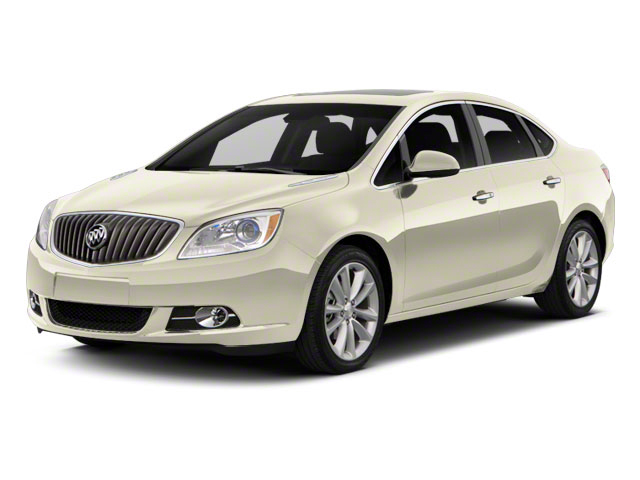 White Diamond Clearcoat 2013 Buick Verano LEATHER GROUP 4dr Car Lexington NC