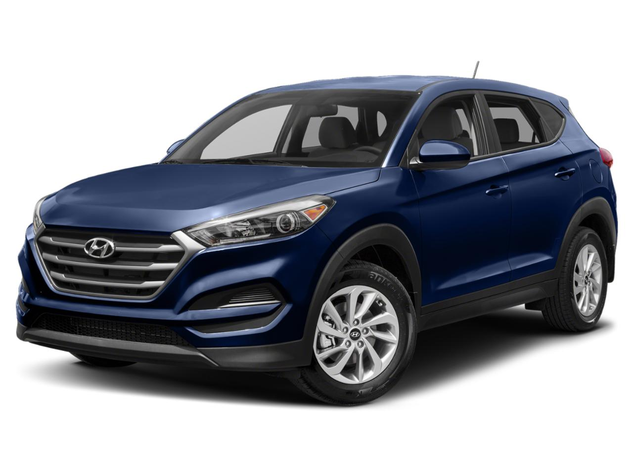 2018 Hyundai Tucson SEL SUV Slide