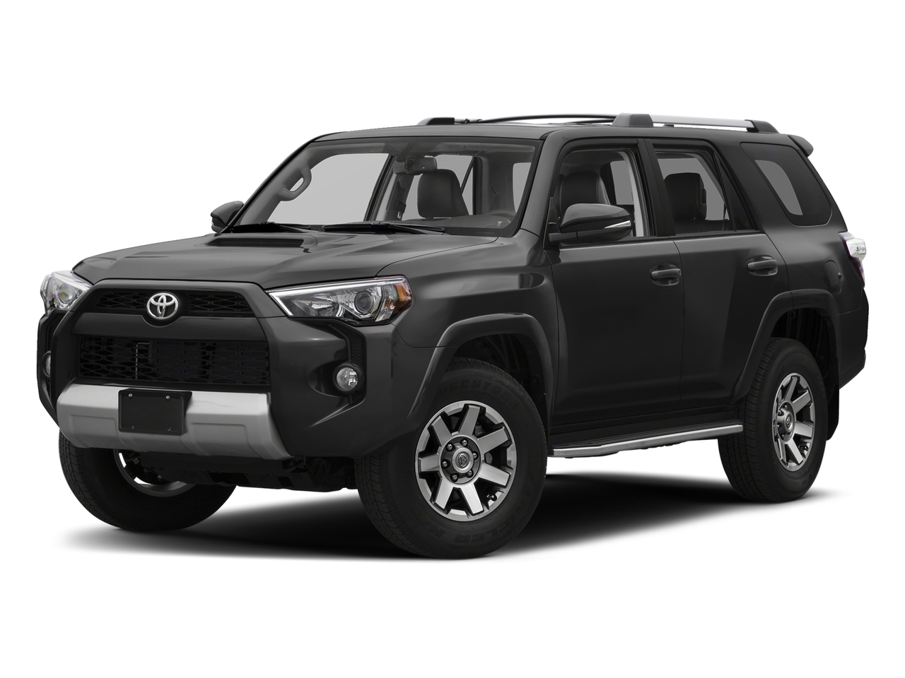 2018 Toyota 4Runner TRD OFF ROAD Slide