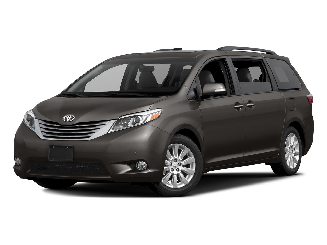 2016 Toyota Sienna XLE Minivan Merriam KS